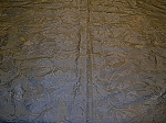 Antique 18th Century Blue Silk Damask Fabric