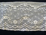 Vintage Mechlin Lace Trim