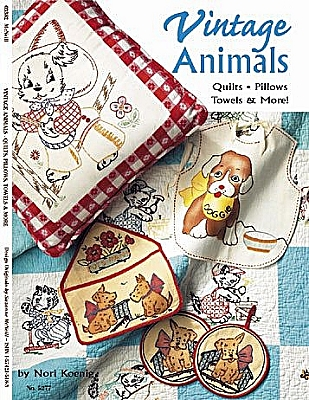 Vintage Animals Quilts Towels Pillows and More