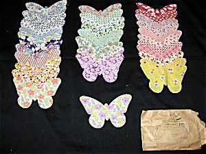 Butterfly Die Cut Pieces