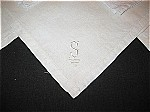 Antique & Vintage Napkins